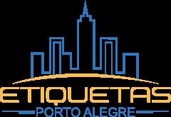 Etiquetas Porto Alegre Logo